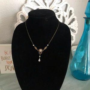 Byrd Designs Antique Look Necklace